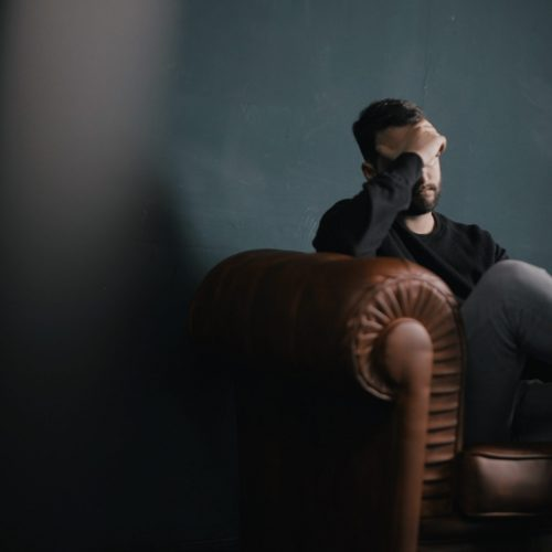 Money worries making me ill. Some practical steps to take back control of your money and reduce your financial anxiety.